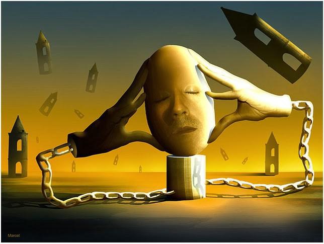 """«A menudo sufrimos más en nuestra imaginación, que en la realidad"""" Séneca"""