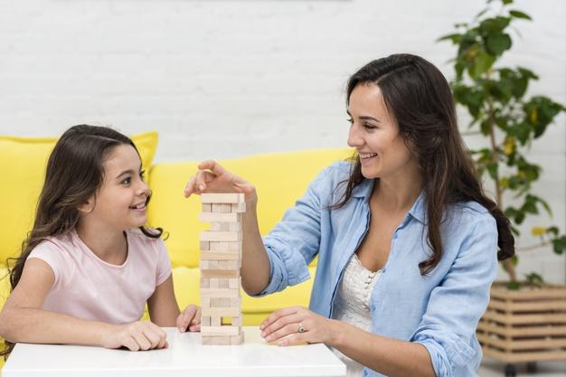 Mejorar el vínculo con los hijos: la importancia del juego compartido
