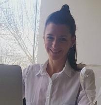 Laura Digerardis. Coordinadora del equipo DBT